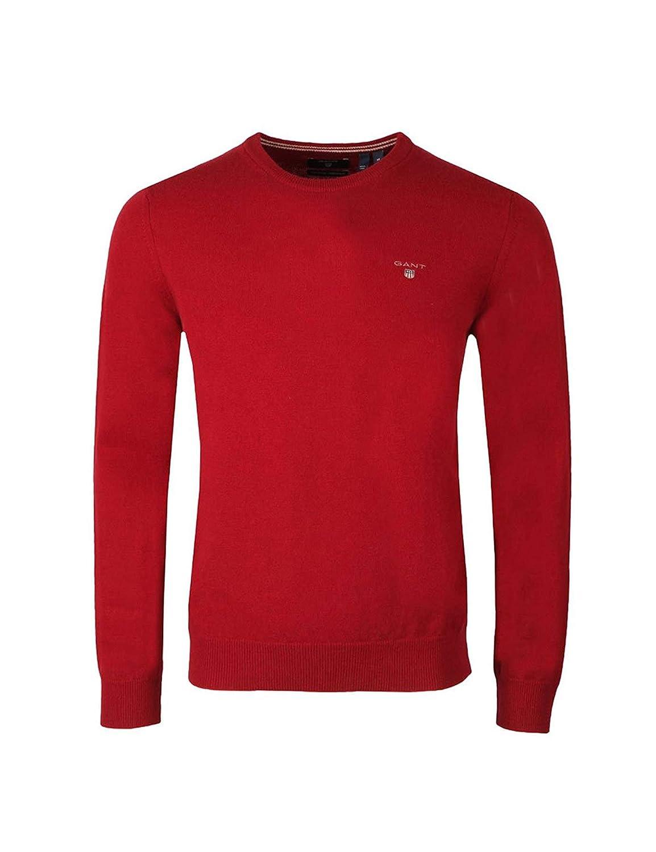 GANT Herren Pullover Superfine Lambswool Crew Sweater B074PSCCGZ Pullover