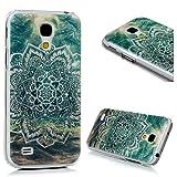 Samsung Galaxy S4 Mini I9190 PC Hartes Case Lanveni® Hardcase Handyschale Schutzhülle Handycover Tasche Etui_Muster:Totem