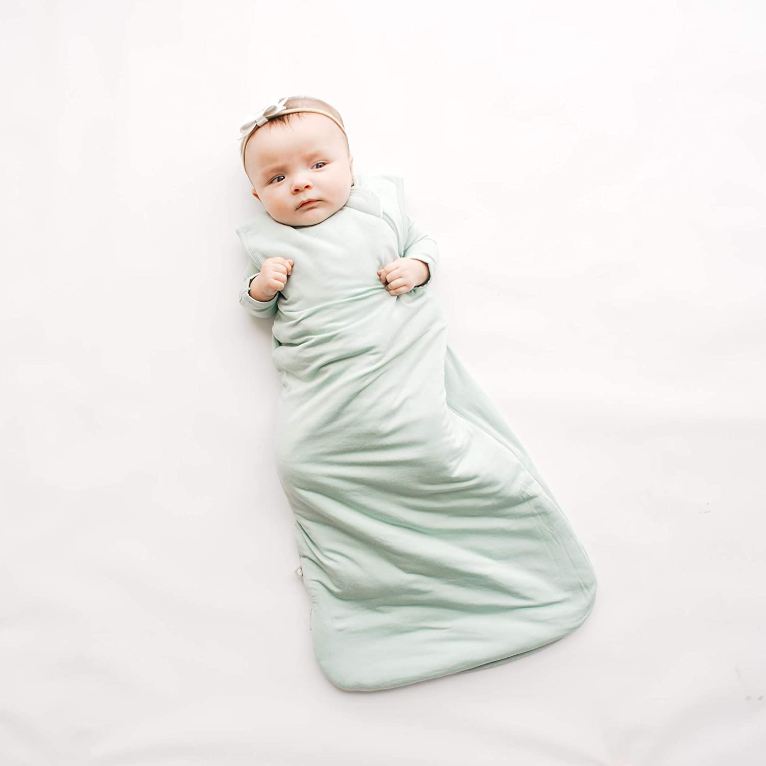 Made of Soft Bamboo Material 18-36 Months, Storm Kyte BABY Sleeping Bag for Toddlers 0-36 Months 2.5 tog