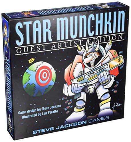 Star Munchkin Guest Game (Artist Edition)