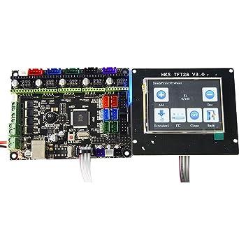 Amazon.com: MKS GEN L V1.0 + MKS TFT28 LCD V4.0 minipanel ...