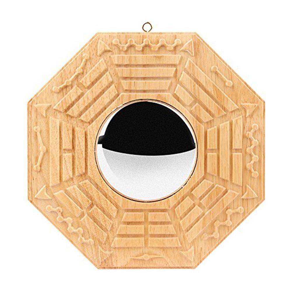 Feng Shui Bagua Spiegel Mit Traditionellem Chinesischem Spiegel