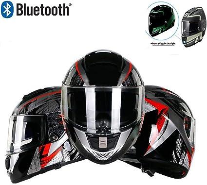 Motorcycle Full Face Helmet Air Vent Motorbike Scooter Street ECE Matt Size XL