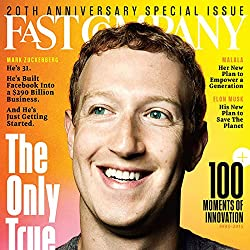 Audible Fast Company, December 2015