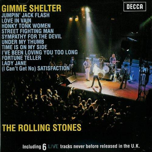Gimme Shelter Plus 8 Bonus Tracks