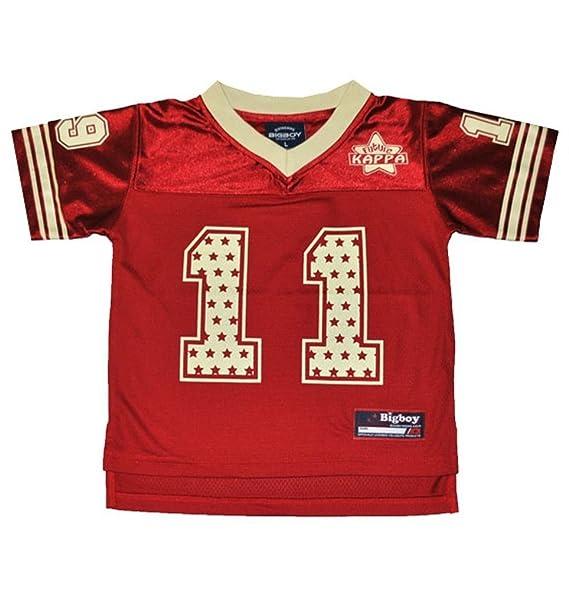 1fd52ff1ac2 Kappa Alpha Psi  quot The Future quot  Kids Fraternity Football Jersey  Small (3yrs-