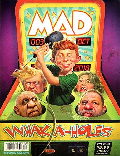 MAD Magazine #3 October 2018 | Whak A-Holes