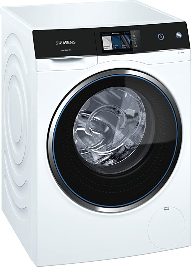 Siemens iQ500 WM14U840EU Independiente Carga frontal 10kg ...