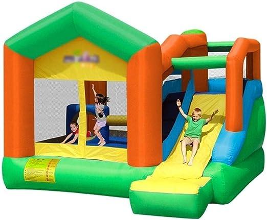 Castillo inflable Pequeño Castillo Toboganes For Niños Hinchable ...