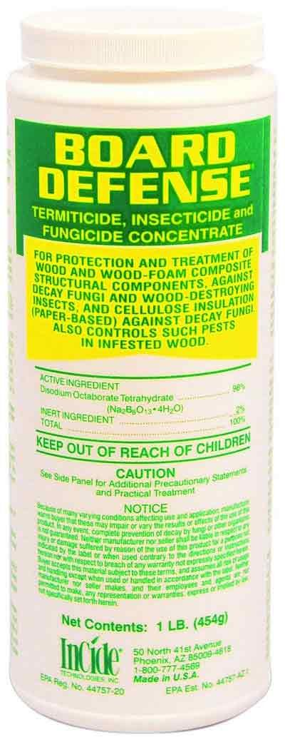 System Three Resins 644601123012 1-Pound Wood Care Systems Borate Powder