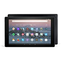 "Fire HD 10 Tablet | 10.1"" 1080p Full HD Display, 32 GB, Black"
