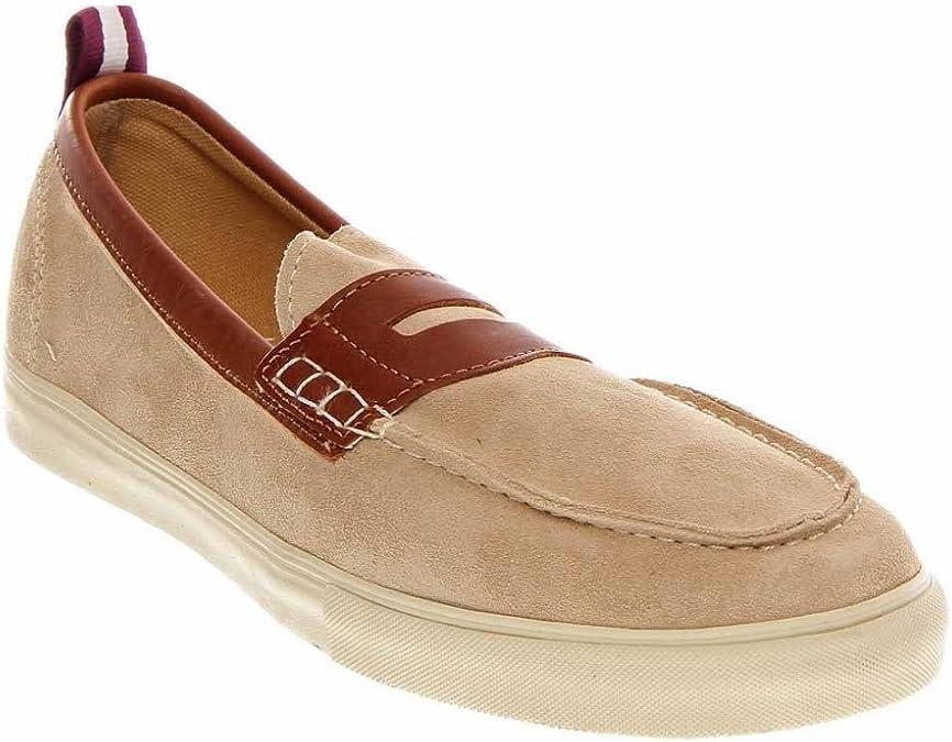 vans penny loafer