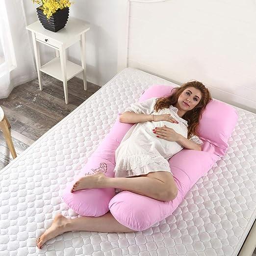 GK Almohada De Maternidad para El Embarazo En Forma De U ...