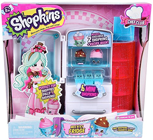 Shopkins Chef Club Fridge