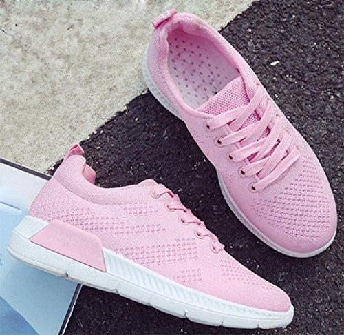 MEI I pattini di autunno di autunno di aumentano le scarpe degli allievi scarpe da ginnastica , US6 / EU36 / UK4 / CN36