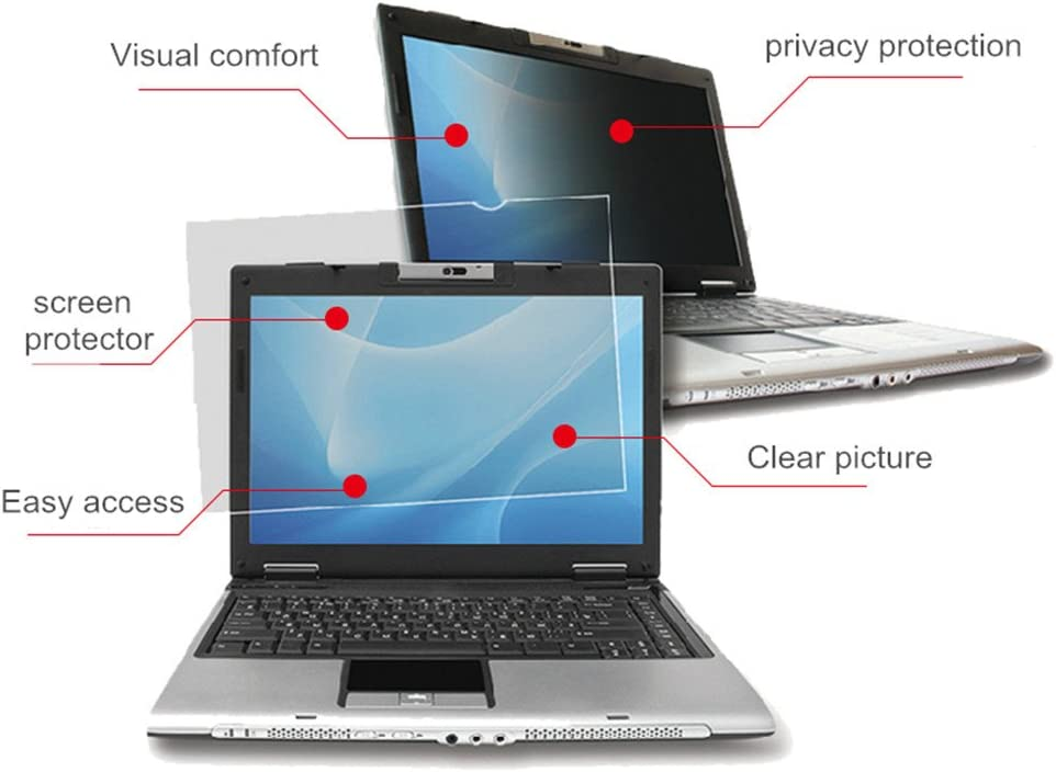 582mmX364mm CYDYSY 27 inch Privacy Filter Screen Protective Film for 16:10 Widescreen Computer