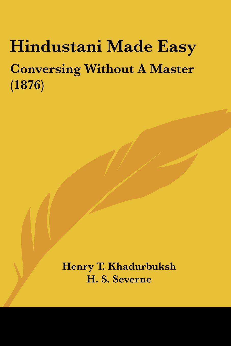 Download Hindustani Made Easy: Conversing Without A Master (1876) ebook