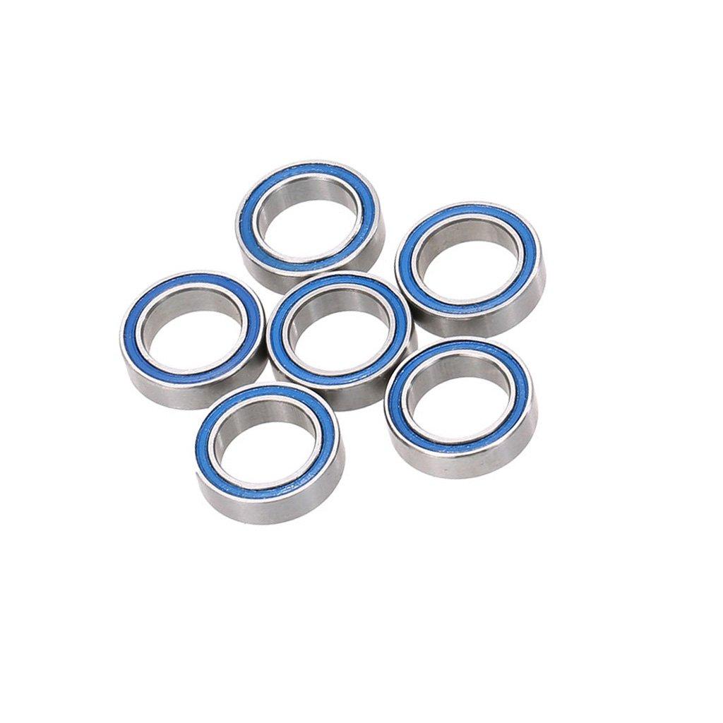 KESOTO 6 Piezas Axa1230 Rodamientos De Bolas 10x15x4mm para 1//10 Axial Scx10 RC Piezas De Autom/óvil