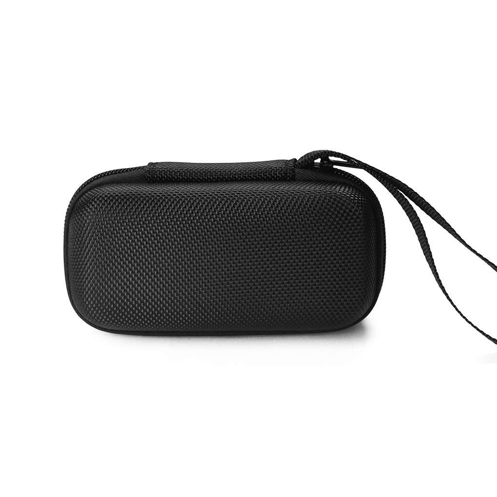 Luckiests Port/átil de reemplazo de la Caja Protectora de Almacenamiento de Auriculares Auricular Headset para QCY T1 Bluetooth