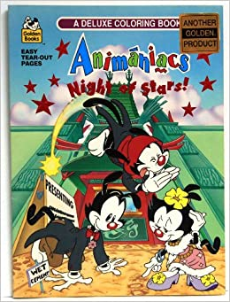 Book Animaniacs \Dlx Cl