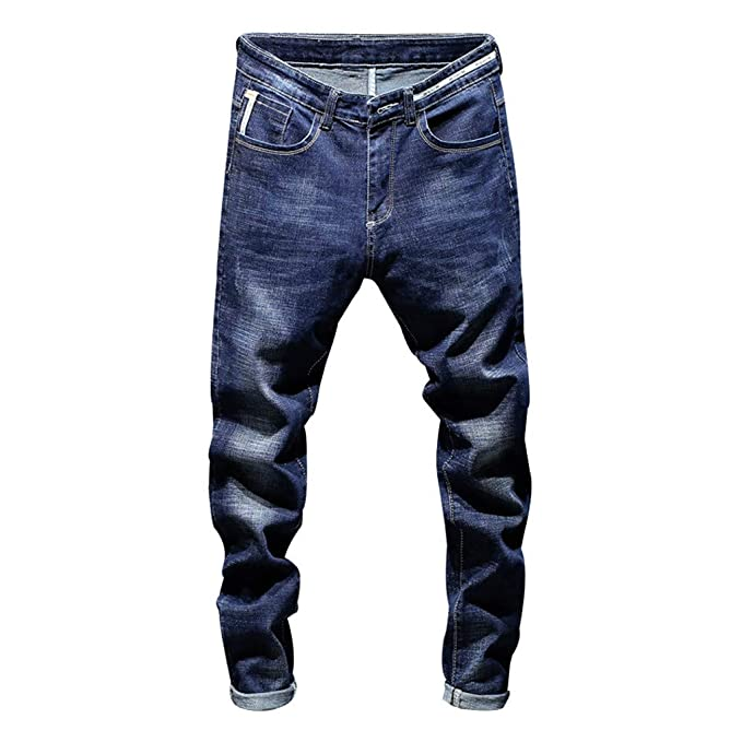 Bestow Slim Fit Legs Jeans String String Work Pants Jeans ...