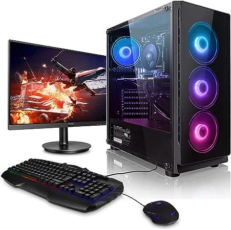 Pack Gaming - Megaport PC Intel Core i7-10700F • 24