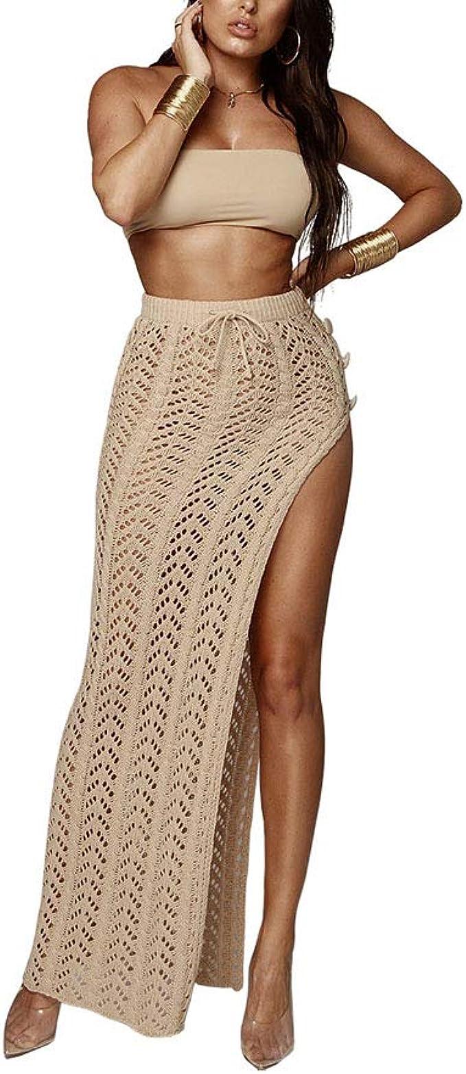 Martinad Vestido de Playa de Faldas Punto para Mujer Playa con ...