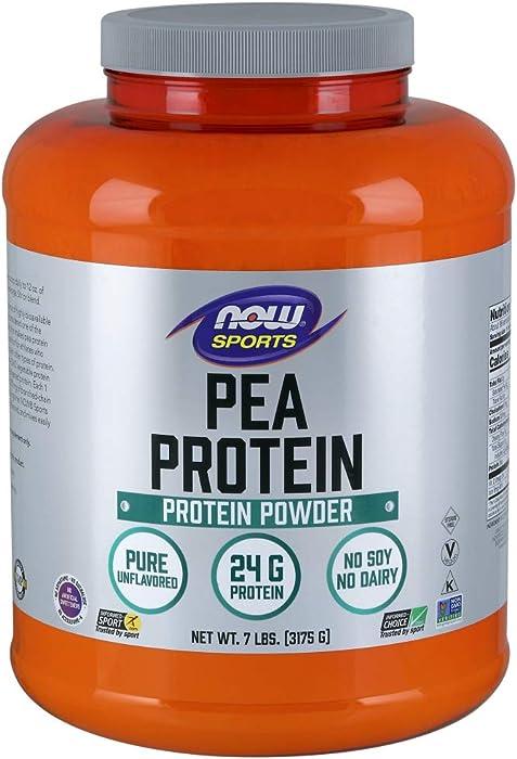 Top 9 Now Food Pea Protien