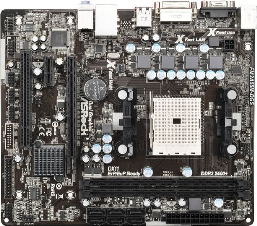 ASRock FM2A55M-HD+ AMD Graphics Driver for Windows 7