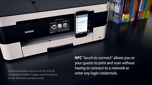 Amazon.com: Brother MFCJ4620DW Impresora fotográfica ...