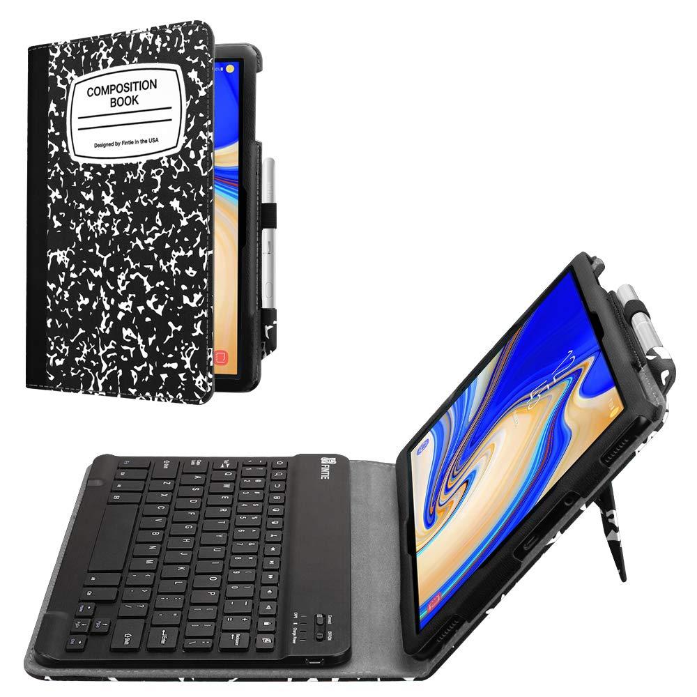 Funda + Teclado Galaxy Tab S4 10.5 FINTIE [7GXDCGLQ]