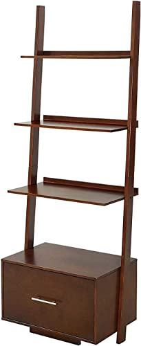 Convenience Concepts American Heritage Ladder Bookcase
