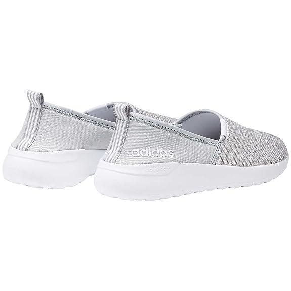 af89056f071e adidas NEO Women s Lite Racer Slip On W Casual Sneaker (9 B(M)