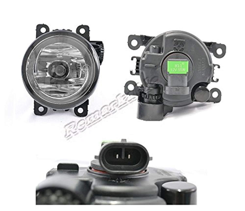 RP Remarkable Power Fit For 2012 2013 2014 CRV Clear Fog Light Kit L7030