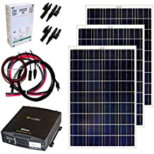 Grape Solar GS-300-KIT 300-Watt Off-Grid Solar Panel Kit