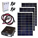Grape Solar GS-300-KIT 300-Watt Off-Grid Solar Panel Kit Review