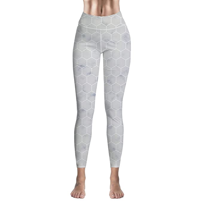 a97769bc8d119 Image Unavailable. Image not available for. Color: Women Leggings High  Waist Yoga Capris Pants with Pocket ...