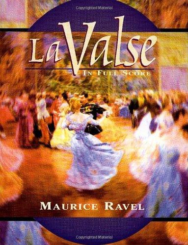La Valse in Full Score (Dover Music Scores)