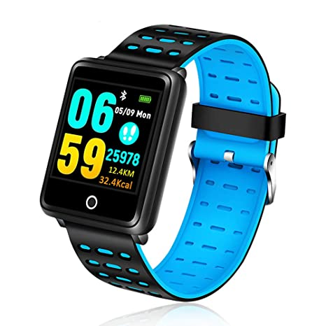 AASSXX Reloj inteligenteNueva Pulsera Inteligente Color Pantalla ...