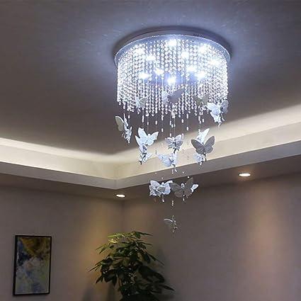 competitive price f09fa 15da2 Amazon.com: CTO The Modern Lighting K9 Crystal Rain ...