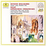 Beethoven: Missa Solemnis; Mozart: Coronation Mass