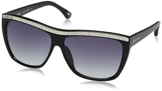 e88ad37855 Michael Kors Women s M2884S Miranda Rectangular Sunglasses