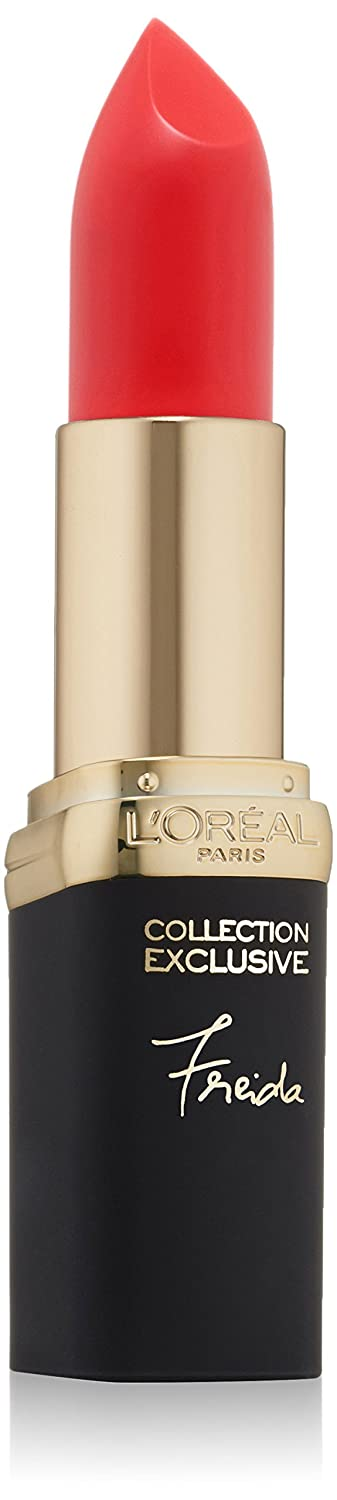L'Oreal Paris Cosmetics Colour Riche Collection Exclusive Red's Lipstick, 402 Blake's Red, 0.13-Ounce 402 Blake' s Red L' Oreal Paris K1882300