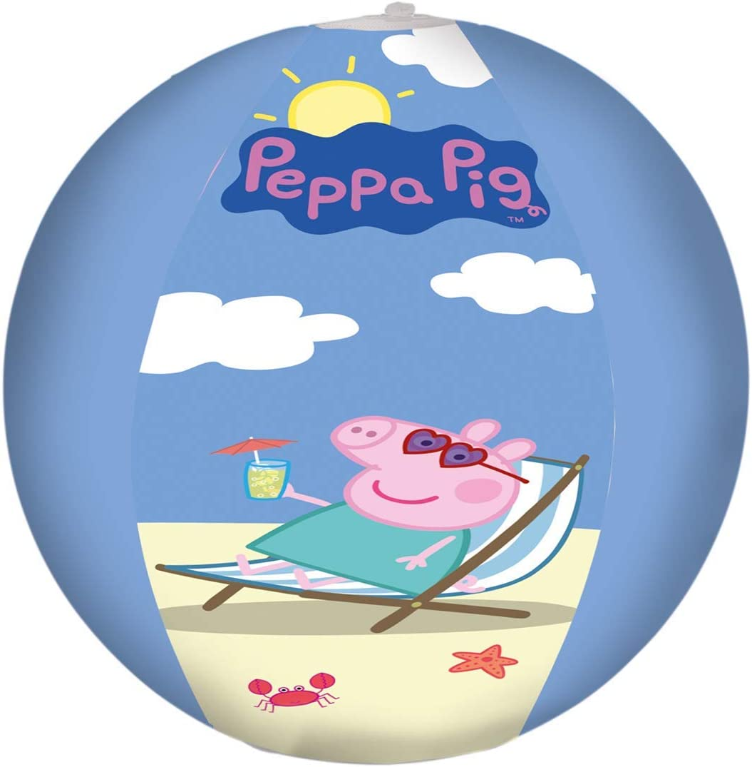 Lively Moments Waterpolo / Bola de Partido / Bola Peppa Pig ...