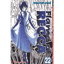FLAME OF RECCA T22