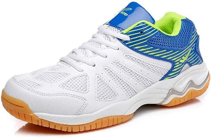 XIANGYANG Zapatillas de Voleibol para Hombre, Zapatillas de Voleibol Profesionales Zapatillas Antideslizantes para Pareja,42: Amazon.es: Hogar
