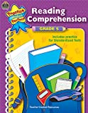 Reading Comprehension, Grade 5, Teacher Created Resources Staff, 0743933664