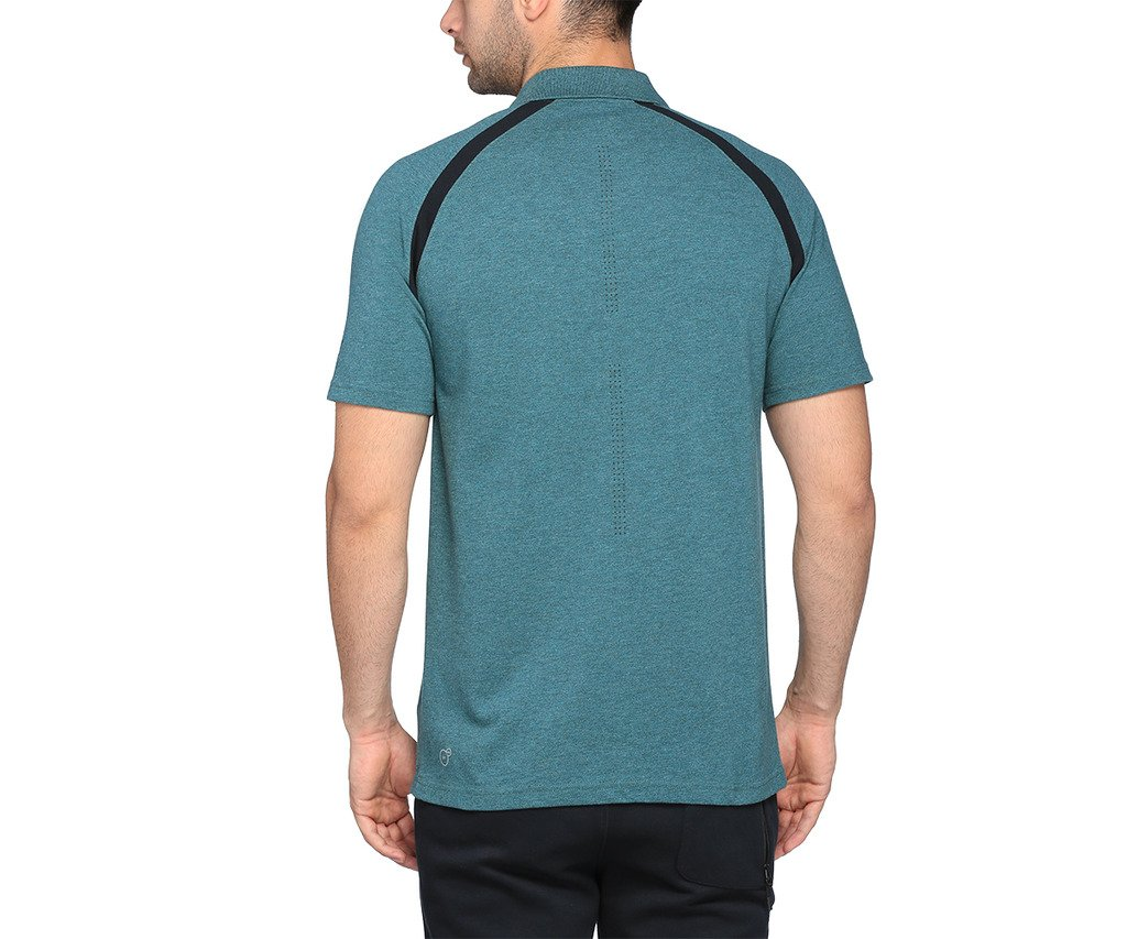 2017 Mercedes AMG Petronas Puma Polo Shirt (Deep Teal): Amazon.es ...