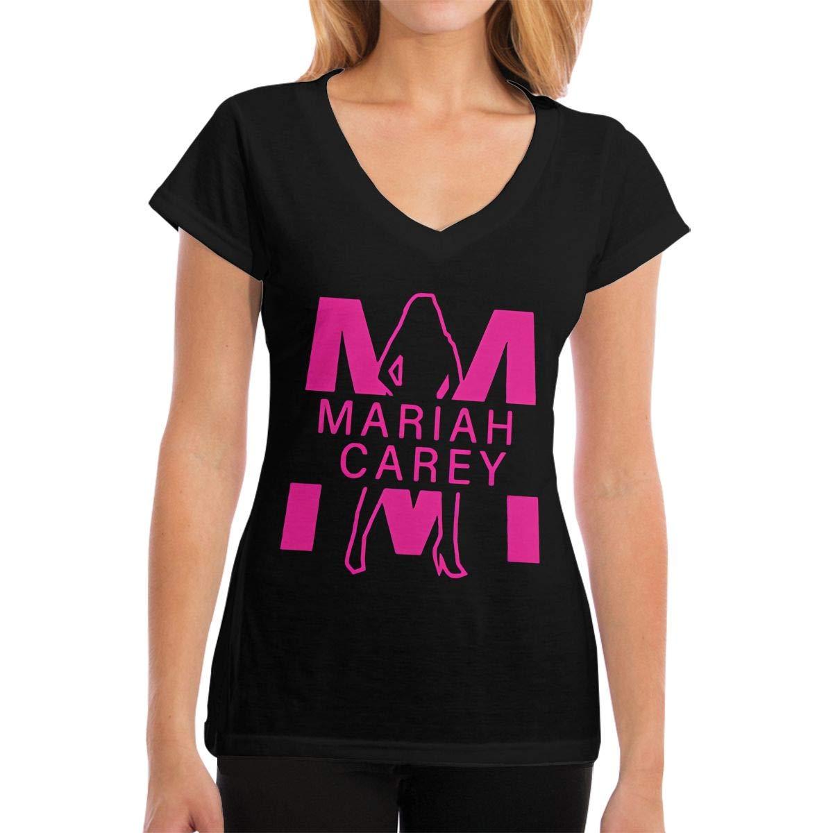Rray Mariah Carey T Shirt Short Sleeve Fashion Casual Tees 6325