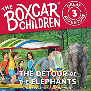 The Detour of the Elephants Audiobook